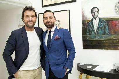 Roberto Di Costanzo e Antonio Riva
