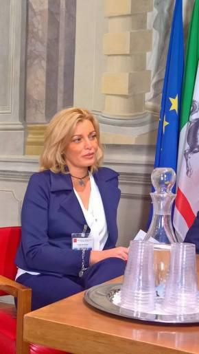 Sheila Papucci presidente fenimpresa firenze