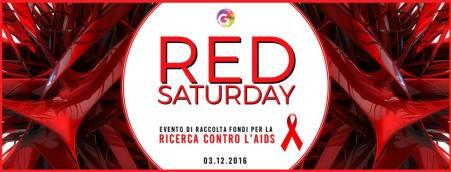 Red Saturday al GIAM, per aiutare la ricerca contro l'AIDS