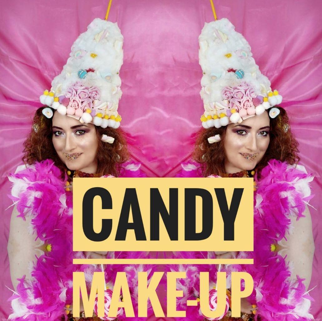 Rossella Regina in 'candy look' annuncia: 'A Pasqua di nuovo in TV'