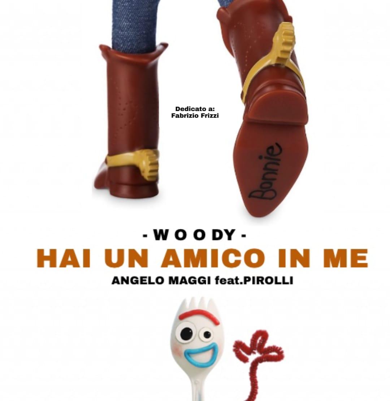 """Una nuova emozionante versione di """"Hai un amico in me"""" di Angelo Maggi e Alessandro Pirolli, omaggio a Fabrizio Frizzi."""