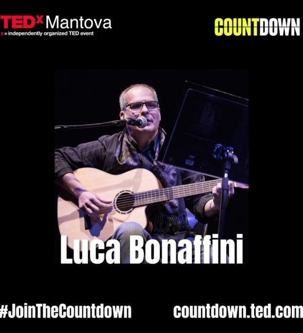 TEDXMantova - Luca Bonaffini