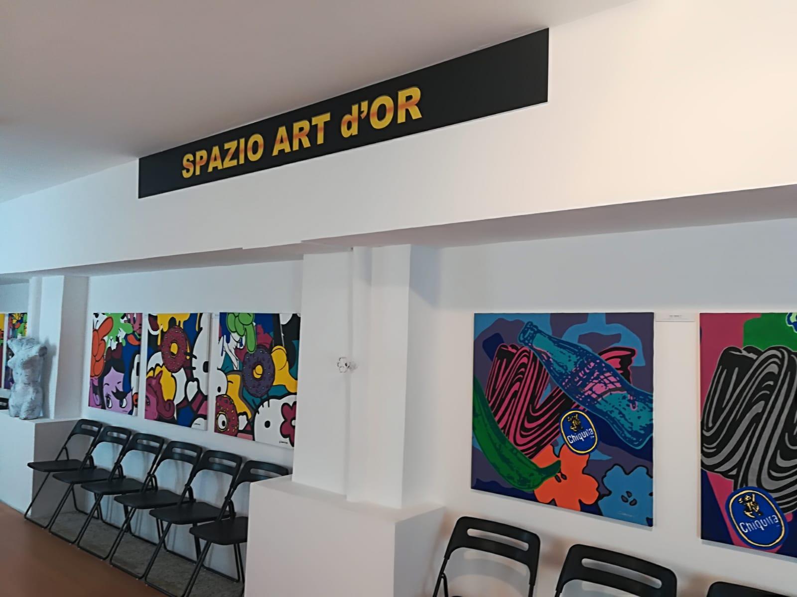 Spazio Art d'OR inaugura a Bari domenica 18 ottobre