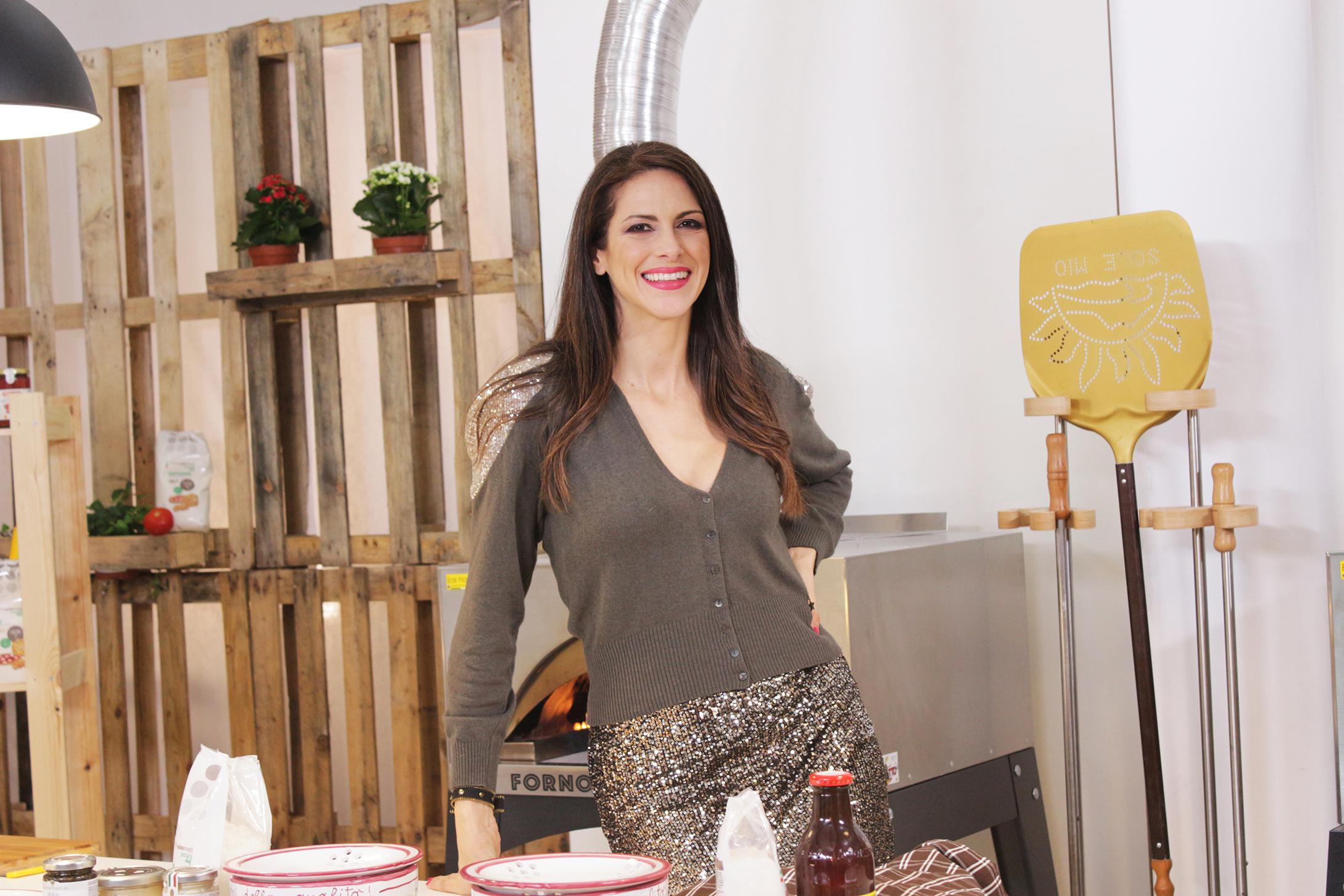Pizza e Vip: dal lunedì al venerdì alle 21:00 in onda il Boss delle Pizze condotto da Janet De Nardis