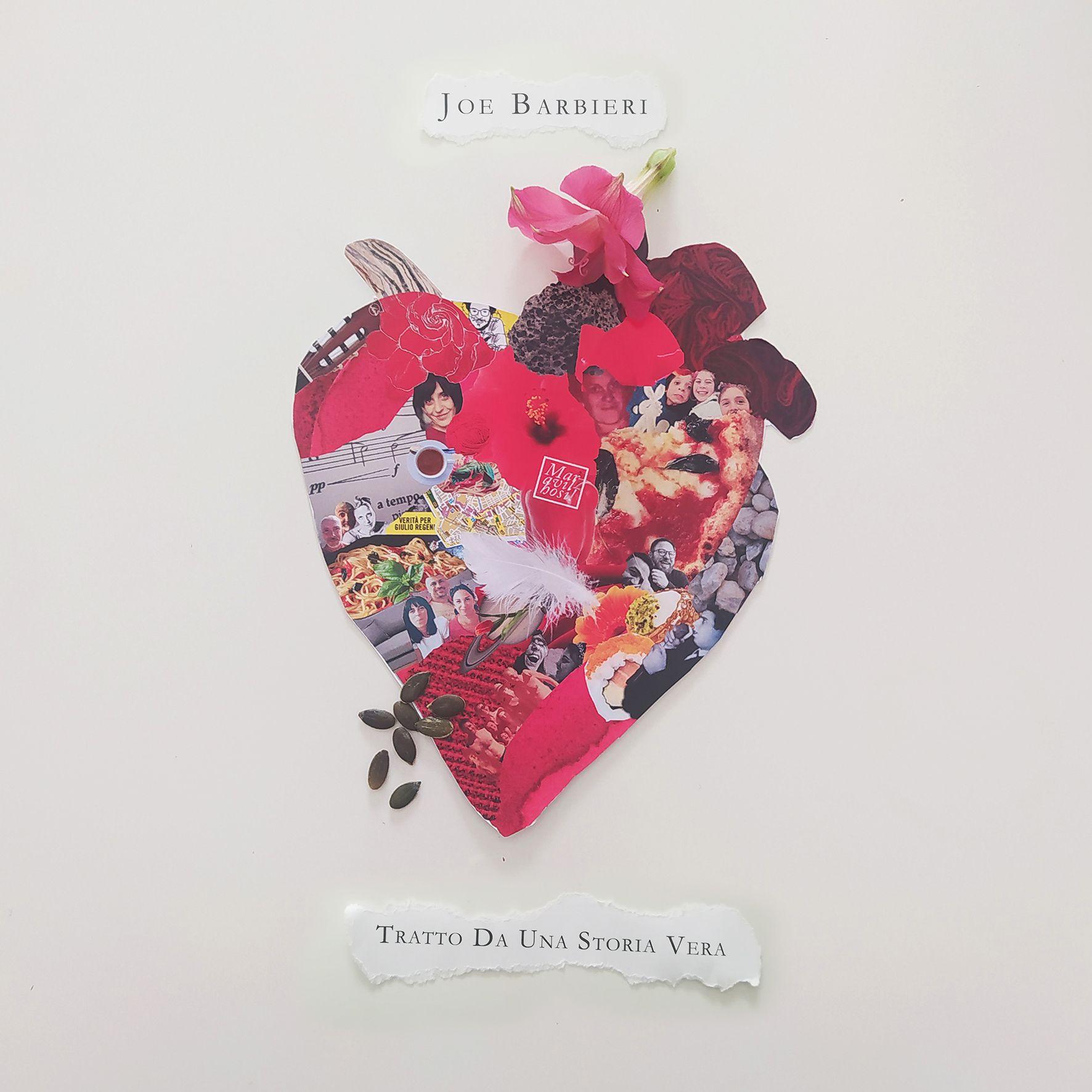 """""""Tratto da una storia vera"""" è il nuovo album di Joe Barbieri!"""