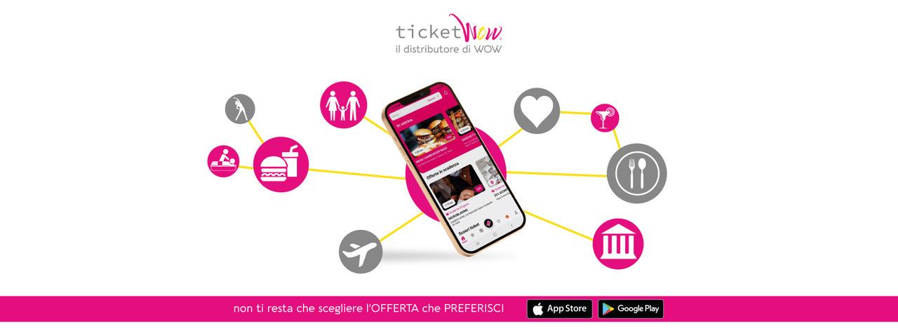 TicketWow, la app che incrocia consumatore e offerta è Made in Napoli