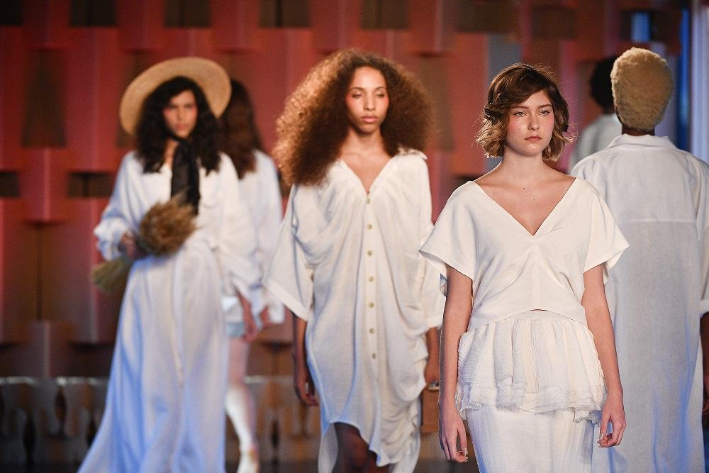 Rico Bracco alla settimana della Moda a Milano