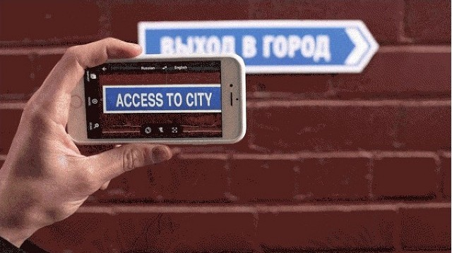 How to Translate Words From Pictures on Iphones