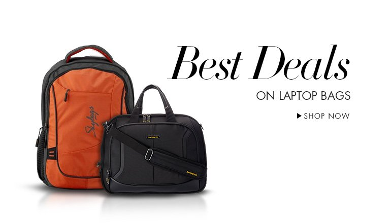 Up to 40% off on laptop Backpacks | Flipkart Deals.
