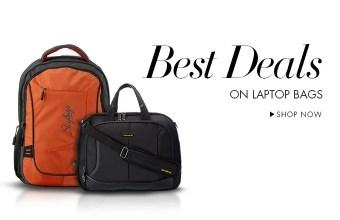 Up to 40% off on laptop Backpacks | Flipkart Deals. 9