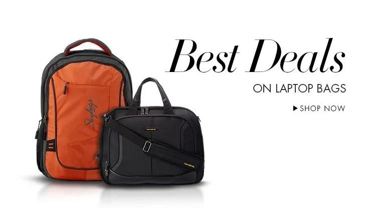 Up to 40% off on laptop Backpacks | Flipkart Deals. 1