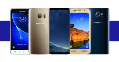 Best Samsung phones under 7000 Rs | June 2017