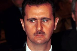 Syrian President Bashar al-Assad. Is judgment coming for his crimes against humanity?