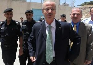 Rami Hamdallah, the newly appointed Palestinian Prime Minister (photo credit: Reuters)