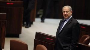 Netanyahu-Knessetchamber