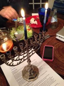 chanukah-candles
