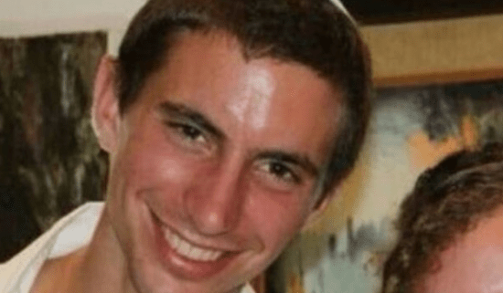 Please pray for Hadar Goldin, 23, IDF officer who was declared missing in Gaza on August 1. (Source: Times of Israel)