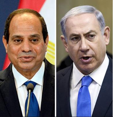 Sisi-Netanyahu