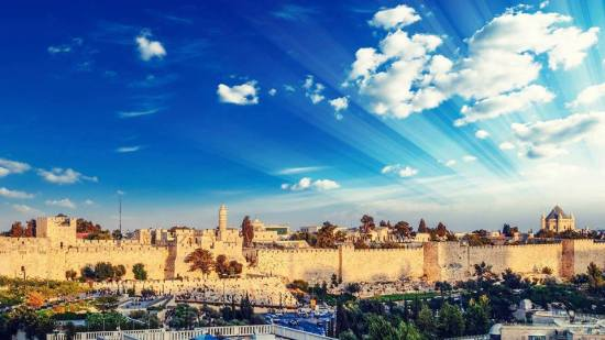 Jerusalem-beautiful