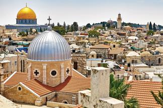 Jerusalem-church