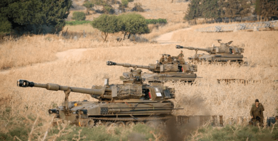 IDF-tanks