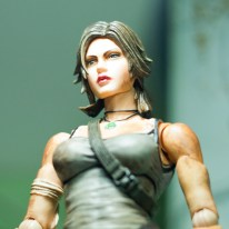 Face is a little bit off from how she looks like in the game, but still works for me.