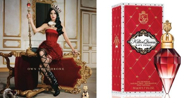 Katy Perry Roll Perfume