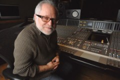 Producer Peter Collins