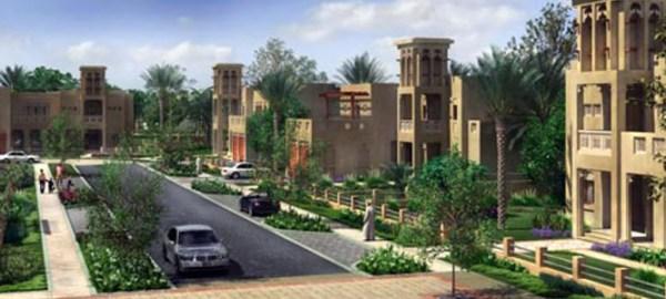 al-furjan villas