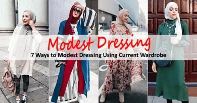 Modest Dressing