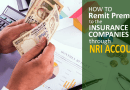 Remit Premium to Insurance Companies