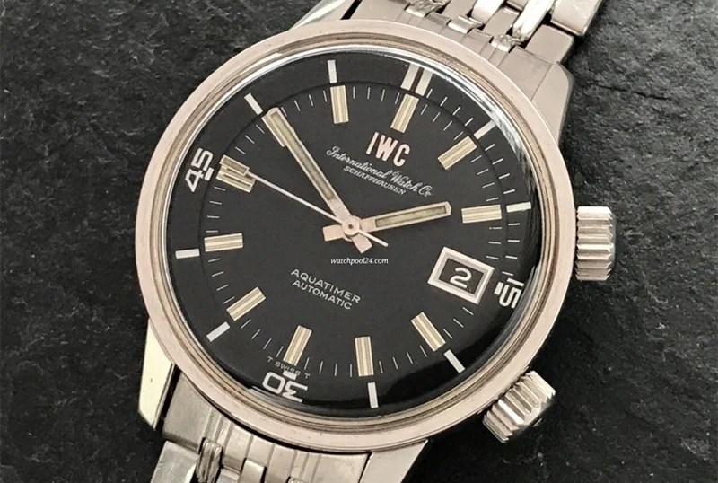 IWC Watch 812