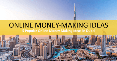 Online Money Making Ideas in Dubai