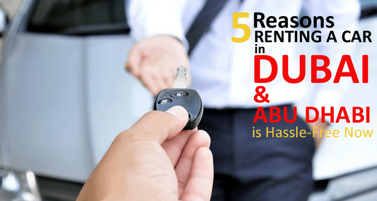 Renting a Car in Dubai