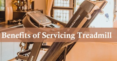 benefits of servicing treadmill