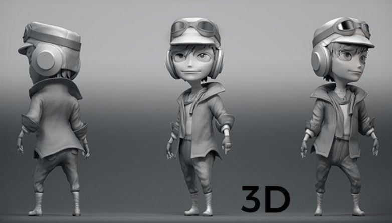 3D Creative Workflow
