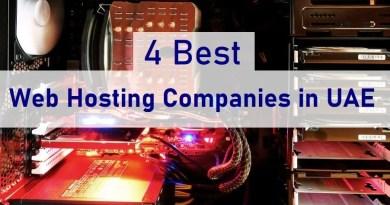 web hosting in UAE