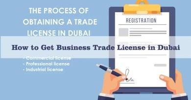 Business Trade License in Dubai