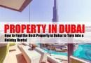 Holiday Rental in Dubai