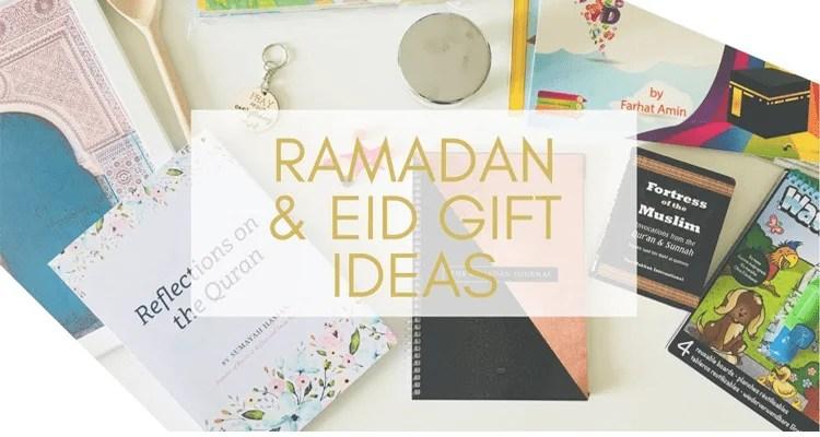 gift ideas for Eid and Ramadan in Dubai