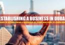 Establishing a Business in Dubai