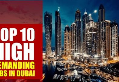 Most In-Demand Jobs in Dubai