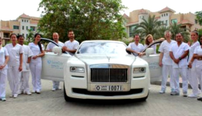 Rolls Royce Pick & Drop Service