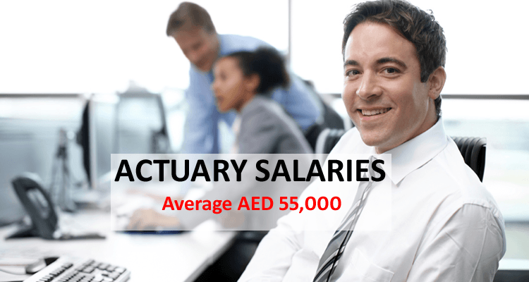 Actuary Salary in Dubai