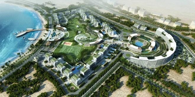 Al Mamzar Beachfront Project