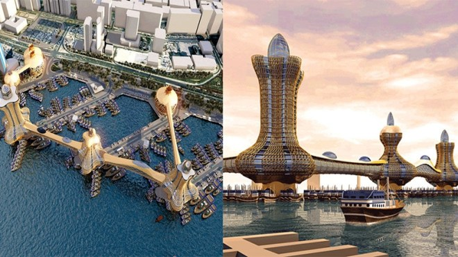 Aladdin City Project