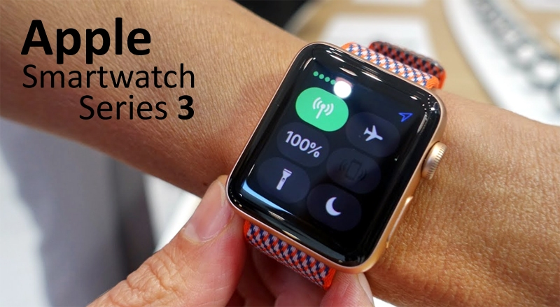 Apple Watch Series 3 in Dubai