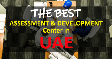 Assessment Center in UAE