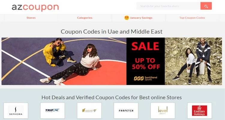 AZcoupon Dubai