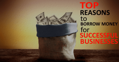 Borrow Money for Businesses